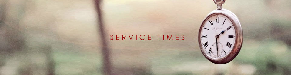 Service Times Galway Covenant Fellowship